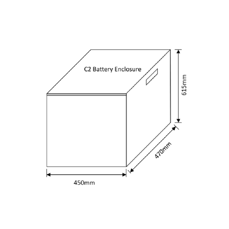 C2 Battery Enclosure